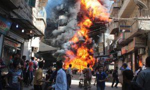 Syrisch regime vernietigt chemische wapens