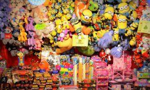 BREAKING: Dolle schutter op kermis wint twee teddyberen en goudvis