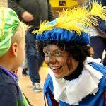 Zwarte Piet steeds witter door verminderde roetuitstoot