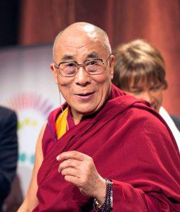 De Dalai Lama vindt dat geweldloos verzet hopeloos gefaald heeft. (Foto: Wikimedia Commons)