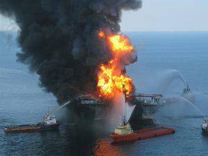 Een akkefietje met de Deepwater Horizon