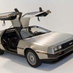 Auto van de toekomst arriveert vier dagen te laat op autosalon