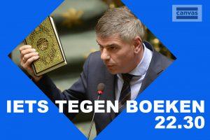 'Iets Tegen Boeken' steekt van wal met een aflevering over de Koran.