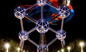 Zien: de superman van afgelopen nacht