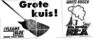 Vlaams Belang had de aantrekkingskracht van nostalgie al langer in de smiezen.