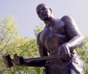 De spreekwoordelijke man met de hamer