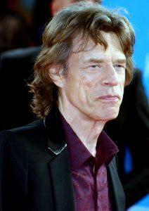 Mick Jagger is redelijk tevreden met zijn leven (Foto Georges Biard - CC BY-SA 3.0)
