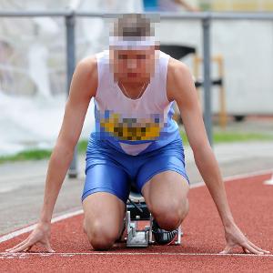 Als Joris een paar dagen niet sport, voelt hij zich slecht. Foto: Kees Nouws, Sportbeelden.com