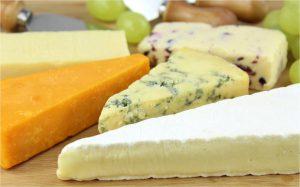 Voedsel, in dit geval: kaas