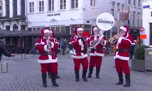 Mechelse christenen draaien op voor Kerstmis