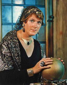 De sterren zeggen Madame Solange dat het er niet goed uitziet voor Kim De Gelder.
