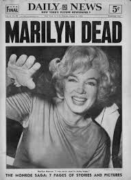 Marilyn Monroe: zelfmoord of cover-up van EHS-besmetting?
