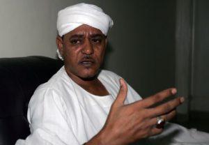 Janjaweed-leider Musa Hilal is diepbedroefd dat de middelen waarmee hij een volkerenmoord heeft uitgevoerd frauduleus tot stand zijn gekomen.