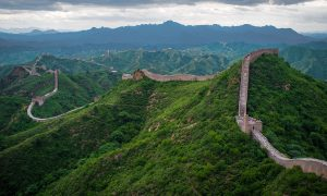 Chinese Muur blijkt onderdeel Chinees Huis