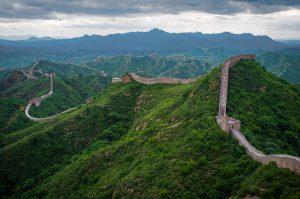 De Chinese Muur (Foto Severin.stalder - CC BY-SA 3.0)