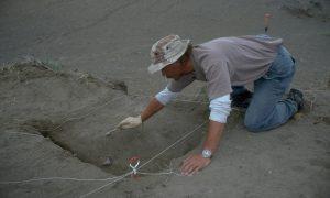 Pre-Romeinse website opgegraven
