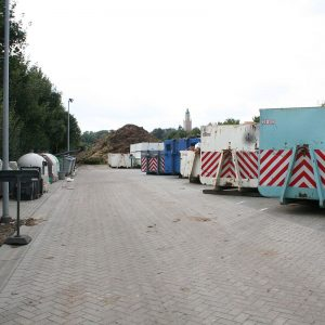 Containerpark gratis toegankelijk voor houders Cultuurpas