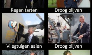 Wat Pieter De Crem een hele dag uitspookt