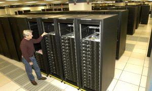 Eén vervangt omroepsters door supercomputer