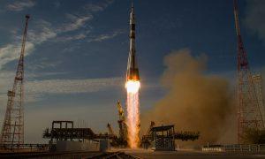 Noord-Korea schiet ster de ruimte in