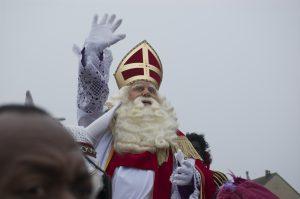 Sinterklaas zou door de e-mails van miljoenen kinderen gaan. (Foto: Wouter Engler, CC BY S-A 4.0)