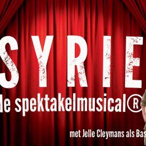 Studio100 werkt aan musical over Syrische oorlog