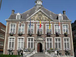 Het rommelt in het Hasseltse stadhuis. (Foto: Joachim Köhler, CC BY SA 3.0)
