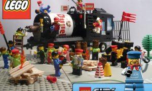 Lego brengt stakingsset op de markt
