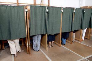 Professor Walgrave stelt voor om stemrecht te laten afhangen van een kleine kwis in het stemhokje. (foto: seniorennet)