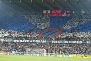 De Club-supporters zijn blij dat ze eindelijk bij Anderlecht aan de slag kunnen. 'Dit voelt echt een beetje als thuiskomen.' (Beeld: dju22000 - CC BY-SA 3.0)