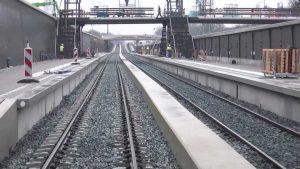 Op het spoor heerst chaos