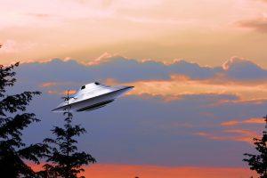 Tot nog toe lieten ufo's zich vooral in het meer rurale België zien. (Foto: Pixabay)
