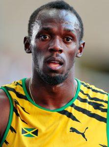 Usain Bolt wil stoppen met werken voor hij betrapt wordt op doping. (Foto: Augustas Didžgalvis, CC BY-SA 4.0)