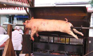 'Dagen Zonder Vlees' afgesloten met feestelijke barbecue