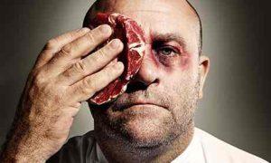 Passief vlees eten even gevaarlijk als vlees eten