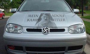 25 BV's krijgen gratis exemplaar 'Mein Kampf'