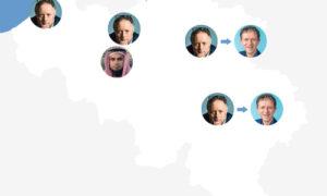 Volkswoede verplaatst zich vandaag langzaam van Marc Van Ranst naar Frank Deboosere