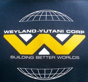Weyland-Yutani specialiseert zich in xenobiologie en de daaruit voortvloeiende biologische wapens.