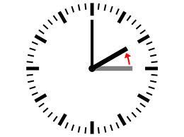 Op vrijdag 26 oktober zullen we allemaal een uurtje langer moeten werken