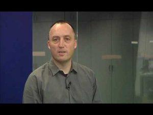 Wouter Vandenhaute heeft ervaring met het vergokken van andermans geld. (Foto: Youtube)